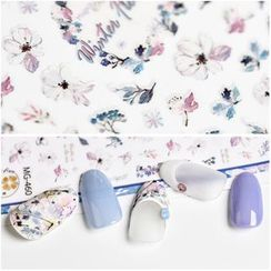 MAGICO - Floral Nail Art Sticker