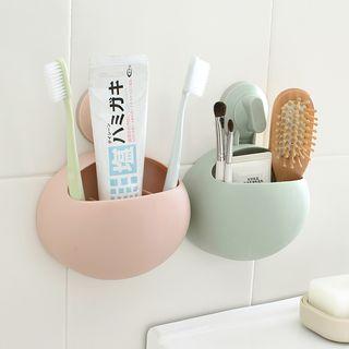Lazy Corner - Wall Toothbrush Holder