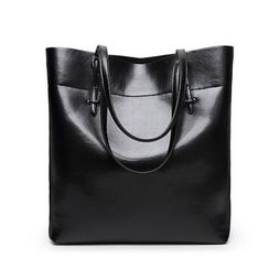 Annmuu - Genuine Leather Tote