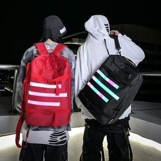 Carryme - Reflective Stripe Lightweight Backpack