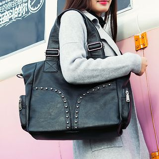 AIDO - Studded Carryall