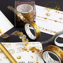 Monez - Masking Tape Set (Various Designs)