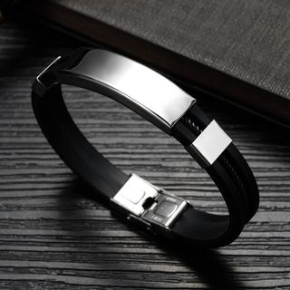 Tenri - Metal Accent  Bangle