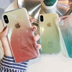 Drawnin - Gradient Phone Case - iPhone 6 / 6 Plus / 7 / 7 Plus / 8 / 8 Plus / X/ XR / XS / XS MAX
