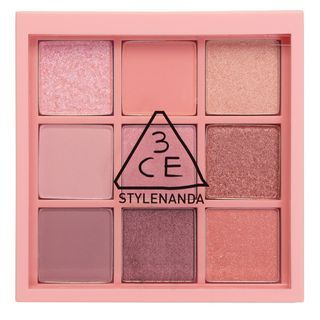3CE - Paleta de sombras de ojos Multi Eye Mood For Blossom Edition