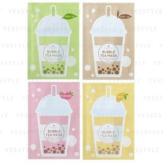 Annie's Way - Bubble Tea Mask - 4 Types