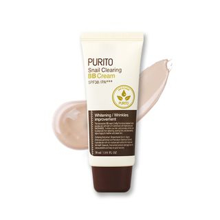PURITO - Snail Clearing BB Cream SPF38 PA+++ #23 Natural Beige 30ml