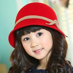 FROME - Kids Woolen Cloche Hat