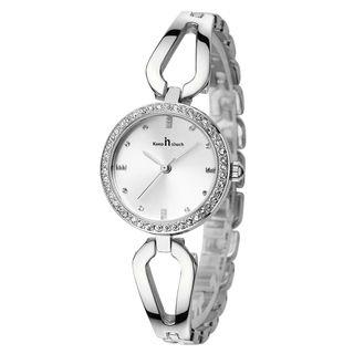 SENDA - Embellished Bracelet Watch