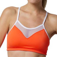 Breeze Comfort(ブリーズコンフォート) - Patented Push Up Strappy Sports Bra