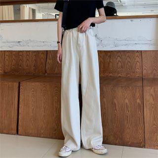 ELVUS - Wide Leg Jeans