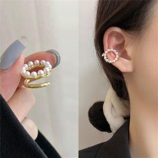 Madikara - 仿珍珠耳挂