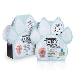 esfolio - Tea Tree Moisture Foot Mask
