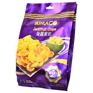 Three O'Clock - Vietnam Sumaco Dried Fruit Jackfruit Chips 100g