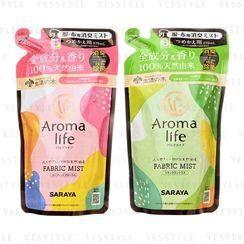 SARAYA - Aroma Life Fabric Mist Refill 270ml - 2 Types
