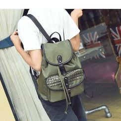 Merlain - Studded Backpack