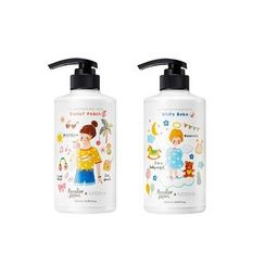 MISSHA - All Over Perfume Body Lotion Annelies Draws Edition - 2 Types