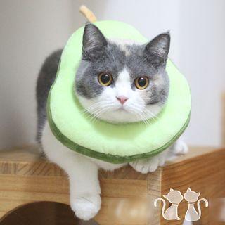 Catland - Avocado Pet Collar