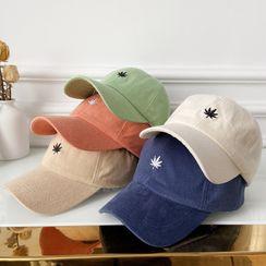 Passiflora - Embroidered Baseball Cap