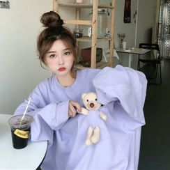 Elle Sun - Plush Toy Sweatshirt