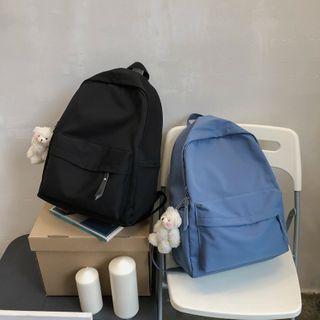 Mulgam - Plain Nylon Backpack / Bag Charm