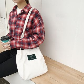 Eastin - Corduroy Cross Bag