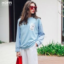 MOFFI - Printed Pullover