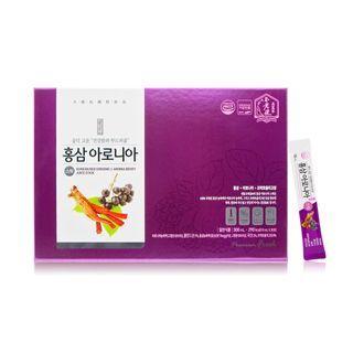 Bulrogeon - Korean Red Ginseng & Aronia Juice (Gift Set)