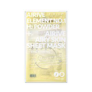 AIRIVE - Airy Skin Sheet Mask Set