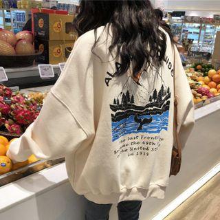 Magimomo - Jersey con capucha