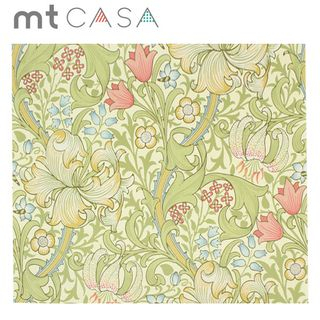 mt - mt Masking Tape : mt CASA Sheet Golden Lily (Large) (3 Sheets)