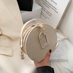 Lizzy - Round Crossbody Bag