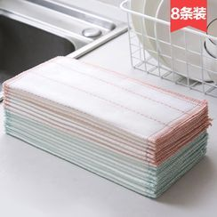 MyHome - Set of 8: Dish Cloth