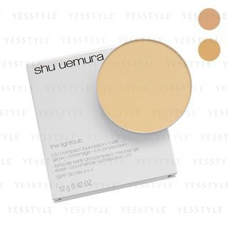 Shu Uemura - The LightBulb UV Compact Foundation SPF 30 PA+++ Refill - 2 Types