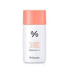 Dr. Ceuracle - 5 Alpha Control No Sebum Sun Lotion