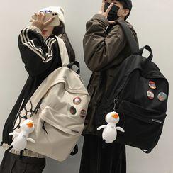 MUSIS - Plain Backpack
