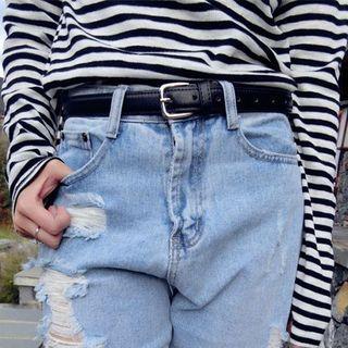 INKLEE - Faux Leather Belt