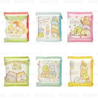 SunToys - San-X Sumikko Gurashi Small Zipper Bag - 6 Types