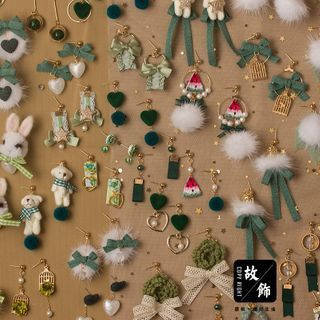 AOI - Dangle Earring / Drop Earring (Various Designs)