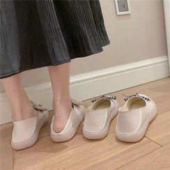 時尚麥樂 - 緞帶輕便鞋