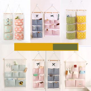 Showroom - Fabric Hanging Organizer