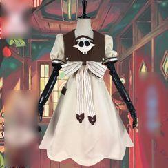 Mikasa - 地縛少年花子君八尋寧寧角色扮演服裝套裝