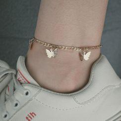 Terreau Kathy - Butterfly Anklet