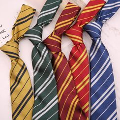 Agawaga - Striped Necktie