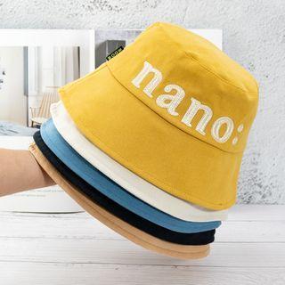 riverain - 刺绣渔夫帽