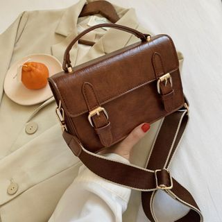 Szeta - 仿皮斜挎手提包