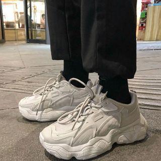 Holzwege(ホルツウェジ) - Platform Sneakers