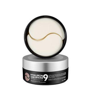 MEDI-PEEL - Hyaluron Dark Benone Peptide 9 Ampoule Eye Patch 60pcs