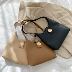 Road to Love - Faux Leather Handbag