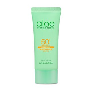 HOLIKA HOLIKA - Aloe Waterproof Sun Gel SPF50+ PA++++ 100ml